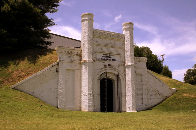 Mount Olivet Confederate Memorial Hall - Nashville, TN