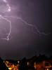 Orage du soir. Auxerre, 17/05/2017 (jjcordier) Tags: éclair orage auxerre météorologie