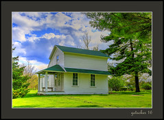 House at Greenmead (the Gallopping Geezer '5.0' million + views....) Tags: building structure historic old restored preserved village historicvillage museum park display livonia mi michigan detroirarea greenmead greenmeadhistoricvillage canon 5d3 24105 geezer 2016