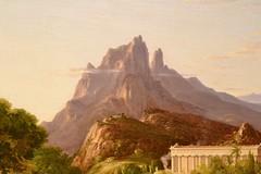 """""""Dreams of Arcadia"""" by Thomas Cole, about 1838 (hannahsmith66) Tags: arcadia thomas cole 1838 dreams denver art museum colorado"""