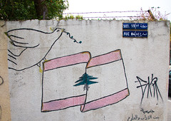 Doves of peace drawn on a wall in the street, North Governorate, Tripoli, Lebanon (Eric Lafforgue) Tags: allegory art artistic arty bird colorimage concept conceptual creation dove doves graffitis hope horizontal lebanon liban liban211 memory middleeast nopeople paint painted peace peacedove peacemovement peaceful street streetart streetpainting symbol symbolic tags tarablus trabulus tripoli wallpainting war northgovernorate lb libanon libano ливан レバノン لبنان
