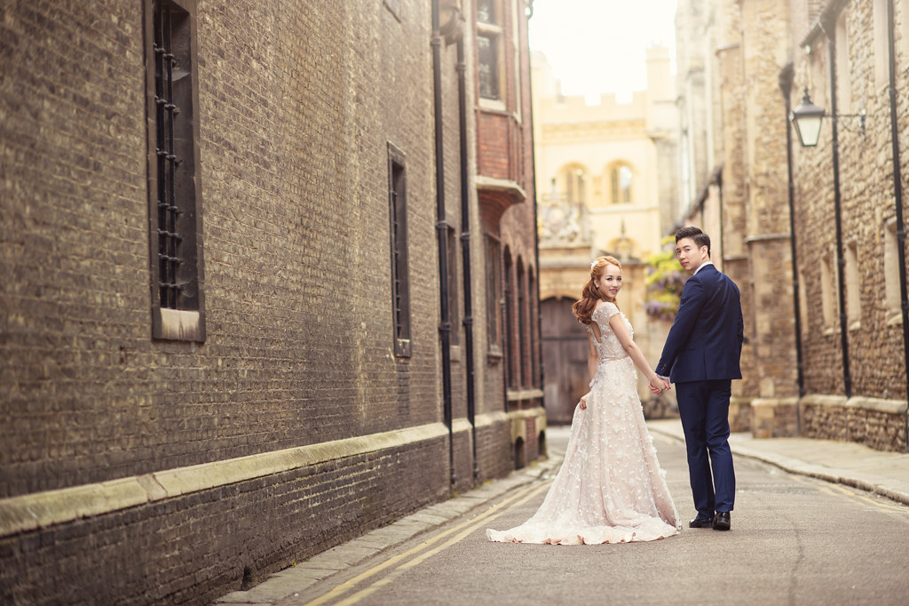 海外婚紗@倫敦London Pre Wedding