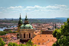 Prague View - Czech Republic (sonicd300) Tags: prague czechrepublic praha city cityscape