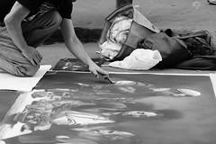 Tocco (antoniomolitierno) Tags: tocco artista di strada firenze ragazzo pittore arte toscana canon eos 760d touch street artist florence boy painter art tuscany italy italia
