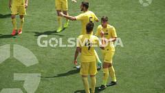 Villarreal CF C 2-0 Ontinyent CF (23/04/2017), Jorge Sastriques