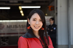 DSC_6995 (hideto_n) Tags: nikon d750 300mmf4 コンパニオン キャンギャル ガール rq レースクイーン motorshow automobile girl 2017 ngk スパープラグ 鈴鹿 suzuka