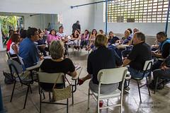 A luta pela Educação na Maré (REDES DA MARÉ) Tags: redesdamaré novaholanda maré complexodamaré favela ong riodejaneiro brasil americalatina jornalmarédenotícias secretáriomunicipaldeeducação esporteselazer césarbenjamim elianasousa