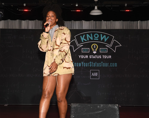 Know Your Status Tour - Atlanta