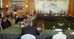 Black Sea Economic Cooperation Summits (Anadolu Agency 17) Tags: yurtdisigezisi yunanistangezisi kulaklik atina yunanistan