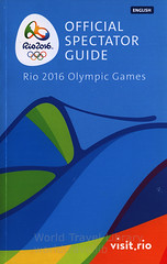 Rio 2016 Olympic Games, Official Spectator Guide; Brasil (World Travel Library) Tags: riodejaneiro 2016 rio2016 summer olympicgames guide hostcity brazil brasil brochure library center worldtravellib holidays tourism trip touristik touristisch vacation countries papers prospekt catalogue katalog photos photo photography picture image collectible collectors collection sammlung recueil collezione assortimento colección ads gallery galeria touristische documents dokument broschyr esite catálogo folheto folleto брошюра broşür