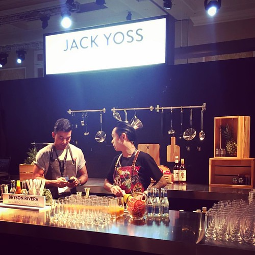 """So uhh... who's Jack Yoss?"" #eventprofs"