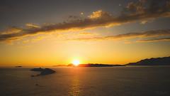 Dubrovački zalazak sunca (Dubrovnik sunset) (Kuzz1984) Tags: zalazak sunce dubrovnik croatia hrvatska jadran clouds oblaci samsung sg7 coast adriatic obala croatiafulloflife