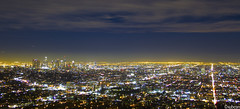 LosAngeles from Griffith pano (xubean) Tags: losangeles city nepaliphotographer cityscape photography dslr canon