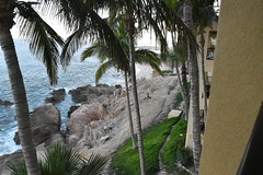 View from our window (gadgetgeek) Tags: grandfiestaamericana sanjosedelcabo cabo delta beach mexicanfood eltoroguero fishtacos erin