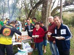 Almoço na Associação de Moradores do Taboão