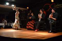 DSC_0794 (rusesmeralda) Tags: flamenco madrid spain dancing dance baile bailaor bailaora authentic tradition