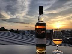 Arran - Sauternes Cask Finish (vincentvds2) Tags: arrran whisky sauternes singlemalt scotchwhisky thearran yokohama sauternescaskfinish roof