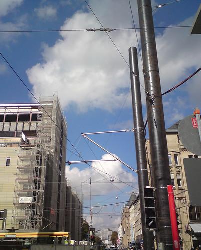 Stadt im Umbau