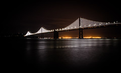 Inverted arches (Rabican7) Tags: sanfrancisco bay area bridge california lights night photography