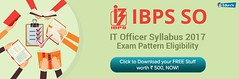 IBPS SO Syllabus (divyaj111) Tags: ibps syllabus exam pattern it officer
