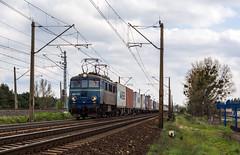 EU07E-112 (Łukasz Draheim) Tags: polska poland pociąg pkp kolej nikon d5200 bydgoszcz landscapes landscape scenerie scenery train railway railroad rail