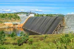 Wyaralong Dam, QLD (stephenk1977) Tags: australia queensland qld se southeast scenicrim boonah wyaralong dam concrete spillway nikon d3300