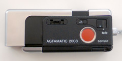 Agfamatic 2008 tele pocket (pho-Tony) Tags: 110 photosofcameras agfamatic2008 agfamatic 2008 tele pocket agfamatic2008telepocket color agnar coloragnar instamatic pocketinstamatic agfa sensor agfasensor 16mm subminiature 13x17mm