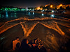 Khaju Bridge at Night, Isfahan, Iran (CamelKW) Tags: 2017 abyana iran isfahan kashan khajubridge night