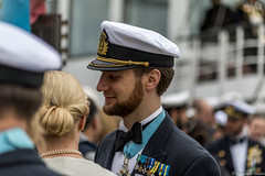 Young ship captain (saadat_med) Tags: captain boat ship young handsom uniform stockholm