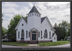 Auburn Presbyterian Church (Douglas Coulter) Tags: auburnillinois auburnpresbyterianchurch presbyterianchurch