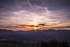 Gmundnerberg Sunset (Bernedti) Tags: landscape sunset canon canon5dsr 5dsr wideangle nature natureporn