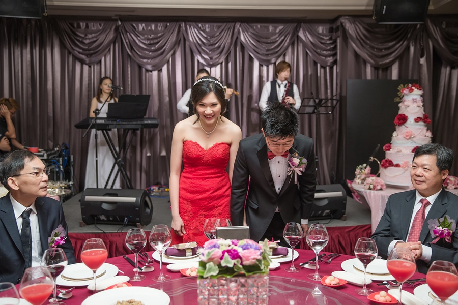 [婚攝] 德樂 & 如伶 / 漢來大飯店