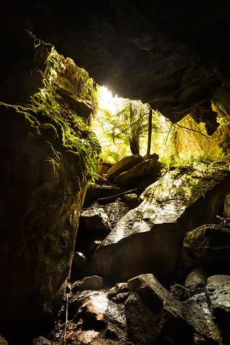 Mystery Creek Caves