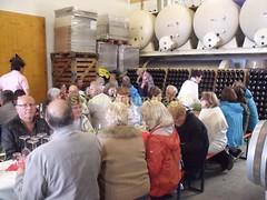 DSCF2741 (St-Pierre Jumelage) Tags: déjeuner au domaine clauss