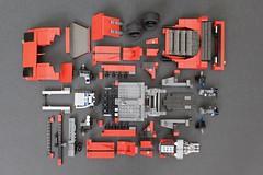 Ferrari F40 LM Super-Mod: Some assembly required. (// PROTOTYP) Tags: lego creator ferrari f40 lm supermod 10248