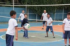 CEM Giovania de Almeida 26 04 17 Foto Celso Peixoto (4) (Copy) (prefbc) Tags: cem giovania almeida escola educação atividade escolar esporte volei