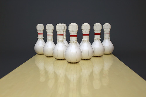 Flickriver: Most interesting photos from LEGO Bowling pool