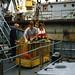 VL Turva telakalla Uudessakaupungissa 10.8.1992