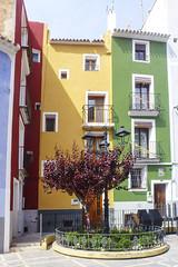 Villajoyosa-Alicante - Expiorer (Nati Almao1) Tags: viajeacalpe