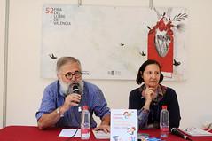 Tonetxo Pardiñas i Cristina Escrivà 01/05/2017