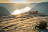 Preikestolen (JCPhotodesign) Tags: norwegen norway landscape landscapes preikestolen sky sunrise morning sun summer