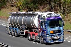 MAN - JAMES C.C. FERGUSON Milton of Campsie Dumbartonshire (scotrailm 63A) Tags: lorries trucks tankers