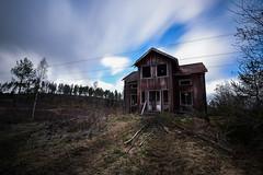 DSC_3359 (Madeleine Forsgren) Tags: nikon d810 ödehus värmland myheavenisallaroundmese abandoned hus house