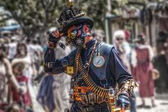 Steampunk Guy (Michael F. Nyiri) Tags: renaissancepleasurefaire southerncalifornia history elizabethanengland california irwindaleca costume historical steampunk
