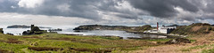 Lagavulin Distillery - Isle Of Islay (Ben Garssen) Tags: scotland schotland whiskey whisky lagavulin panorama nikon d5200 lightroom weather view