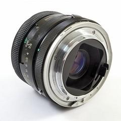 Tamron, BBAR MC 28 mm (Japon) (Cletus Awreetus) Tags: photographie tamron bbarmc objectif lens vintage grandangle 28mm