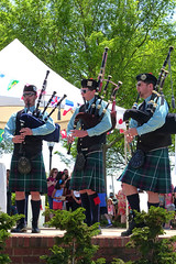 Cuties in Kilts (FagerstromFotos) Tags: pipers bagpipes kilts scots scottish musicians internationalfestival greersouthcarolina
