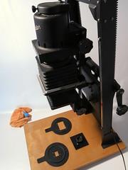 Photo Enlarger (Narsuitus) Tags: enlarger beseler printing negatives 35mm 6x6cm 6x7cm 6x9cm schneider 50mm 100mm