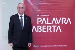 Miguel Ângelo Cançado, presidente do Conselho de Comunicação Social do Congresso Nacional, redigiu Liberdade de Expressão tem Limites?