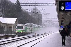 DSC03419 (Jani Järviluoto) Tags: ic ic957 pitäjänmäki sr2 sr23230